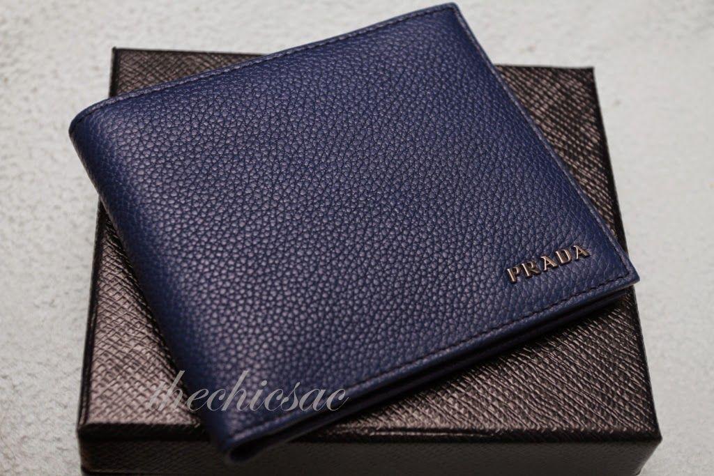 2937fe829d44 prada wallet mens - Google Search | Wallets | Prada wallet, Bvlgari ...