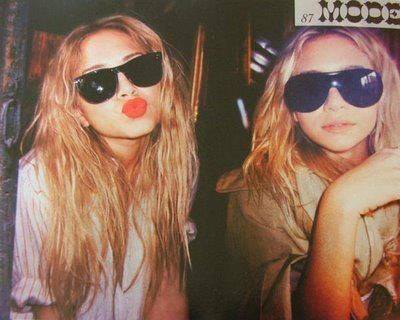Ashley & Mary Kate Olsen