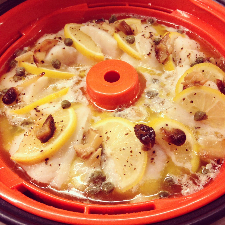 Fish fillets recipes lemon