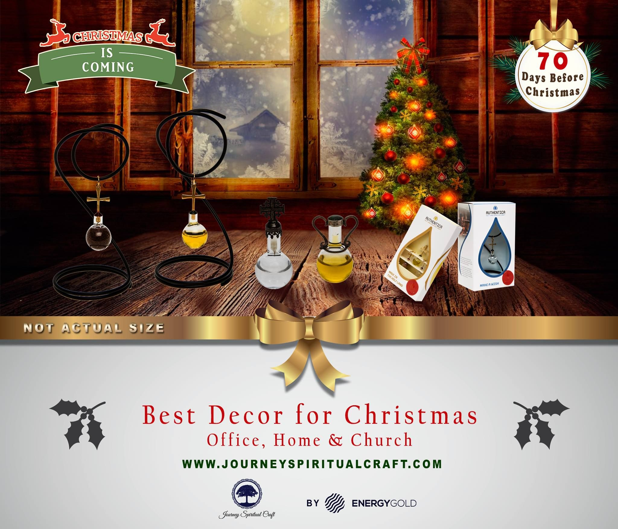 Christmas Decor Home, Office and Church EARLY Christmas DISCOUNT ...