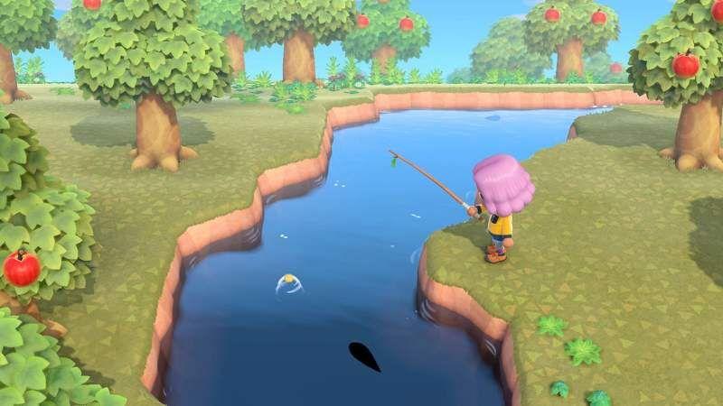 c39c9d646c44daab1eb92084089667e3 - How To Get Fishing Pole In Animal Crossing New Leaf