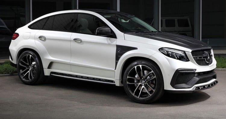 Topcar Soaks Merc Gle Coupe In Carbon 41 Pics Mercedes Benz