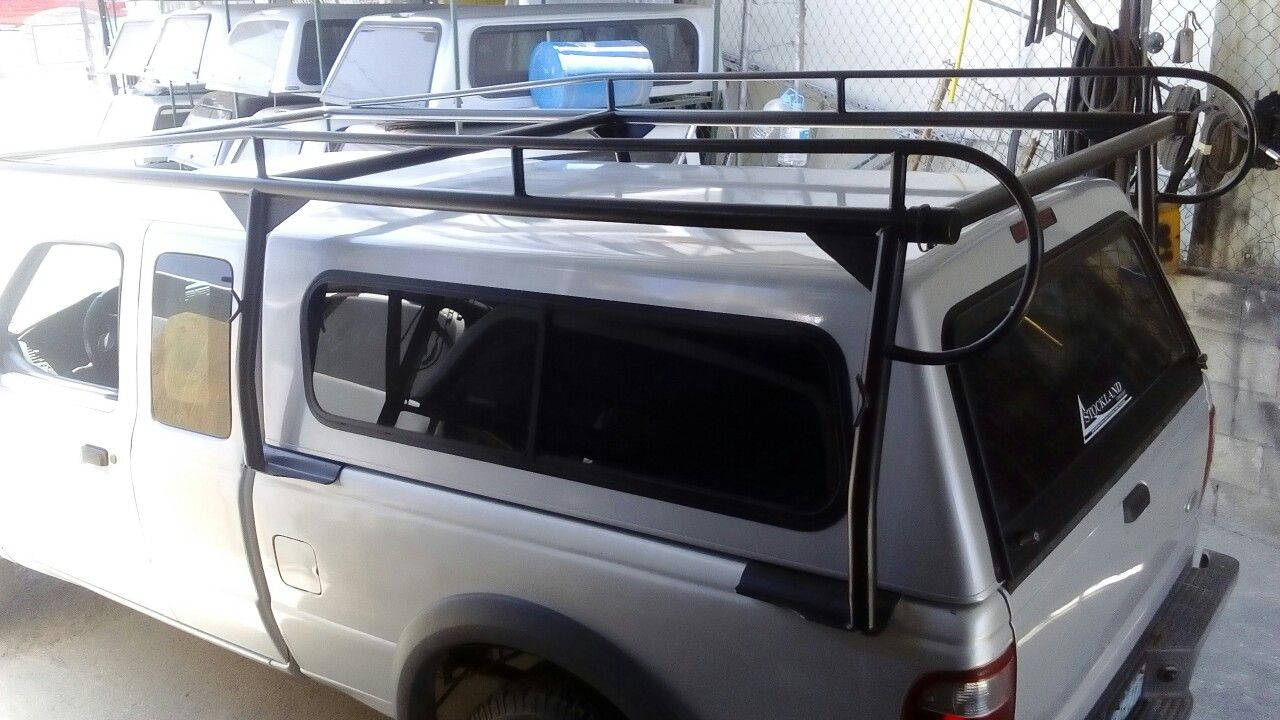 truck roof rack truck bed camping
