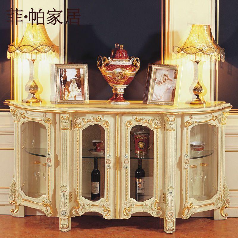 Mueble antiguo estilo francés reproducción de muebles muebles de ...