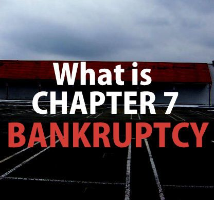 This is a liquidation of debts, but not everyone is eligible for this type of bankruptcy. let's go over the details.