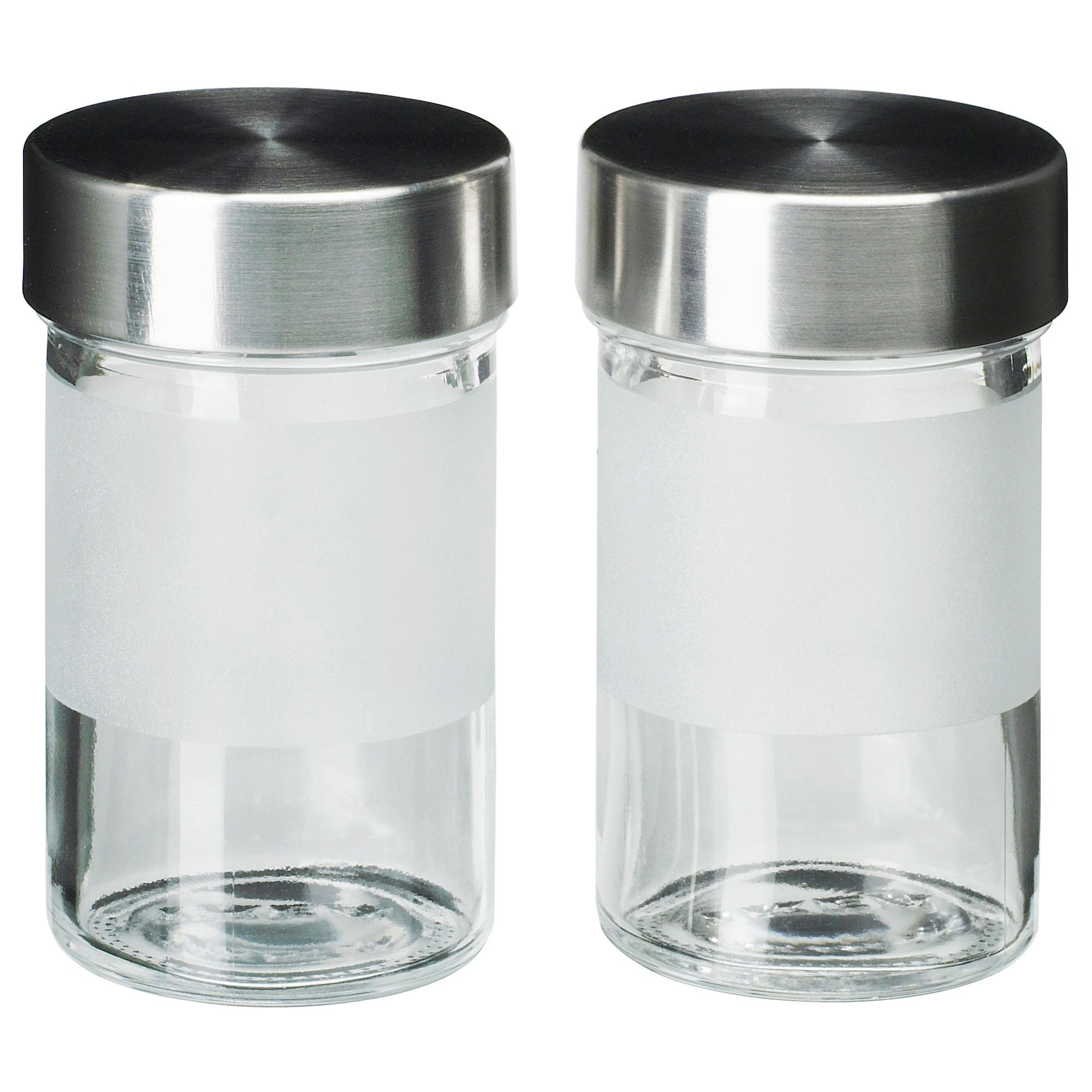 droppar spice jar frosted glass stainless steel ikea shopping go shopping items you may want coordinating spice jars glass canisters mason jars contact paper door racks pantry shelves plastic containers to keep