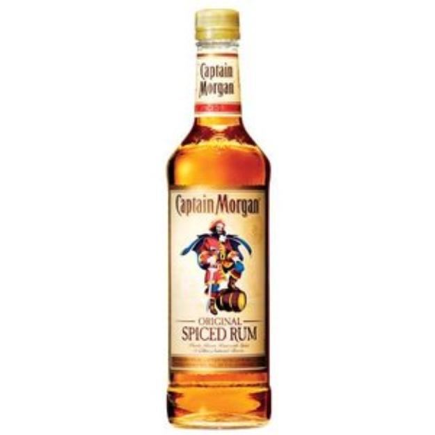 Captain Morgan Unveils New Bottle Design Captain Morgan Spiced Rum Rum
