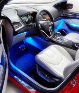 2017 Ford Edge Hybrid Redesign