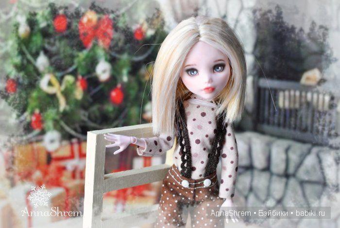 ООАК Монстер Хай и мои мейки БЖД / Изготовление авторских кукол своими руками, ООАК / Бэйбики. Куклы фото. Одежда для кукол