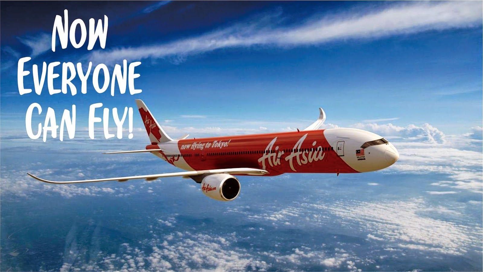 AirAsia mengubah hidupku Penerbangan, Asia, Dunia
