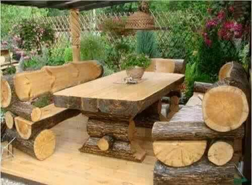 Furniture Made Out Of Tree Trunks Tcworks Org