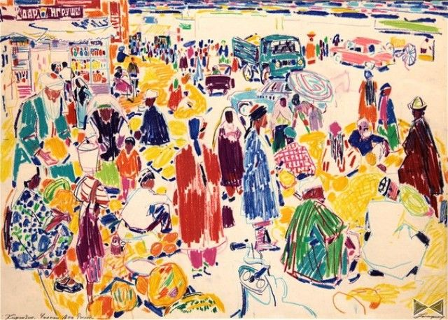 Nikireev Stanislav Mihajlovich 1932 2007 Foto 167 Art Inspiration Art Design Art