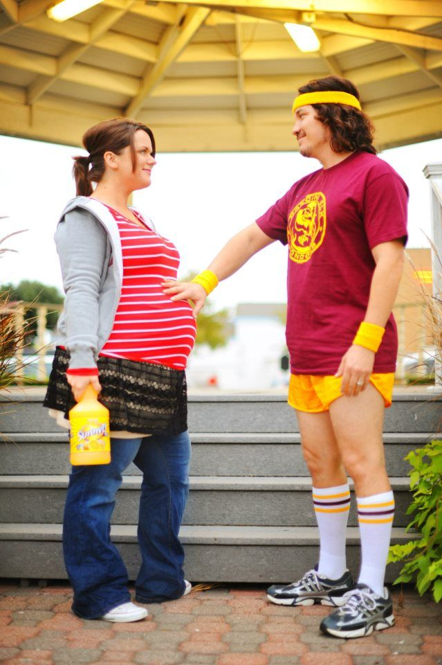 If Iu0027m ever pregnant on 10/31--u003e Juno MacGuff and Paulie Bleeker Halloween Couples Costume : maternity halloween costumes for couples  - Germanpascual.Com
