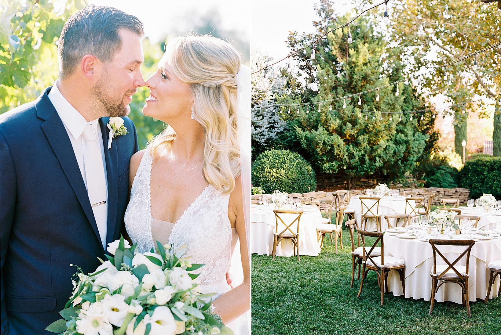 Vintners Inn Wedding With Cambria Events Featured On Style Me Pretty In 2020 Film Wedding Photography Sonoma Wedding Napa Wedding