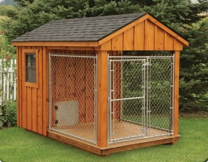 Now That Is A Nice Dog House Build One For Yourself Http