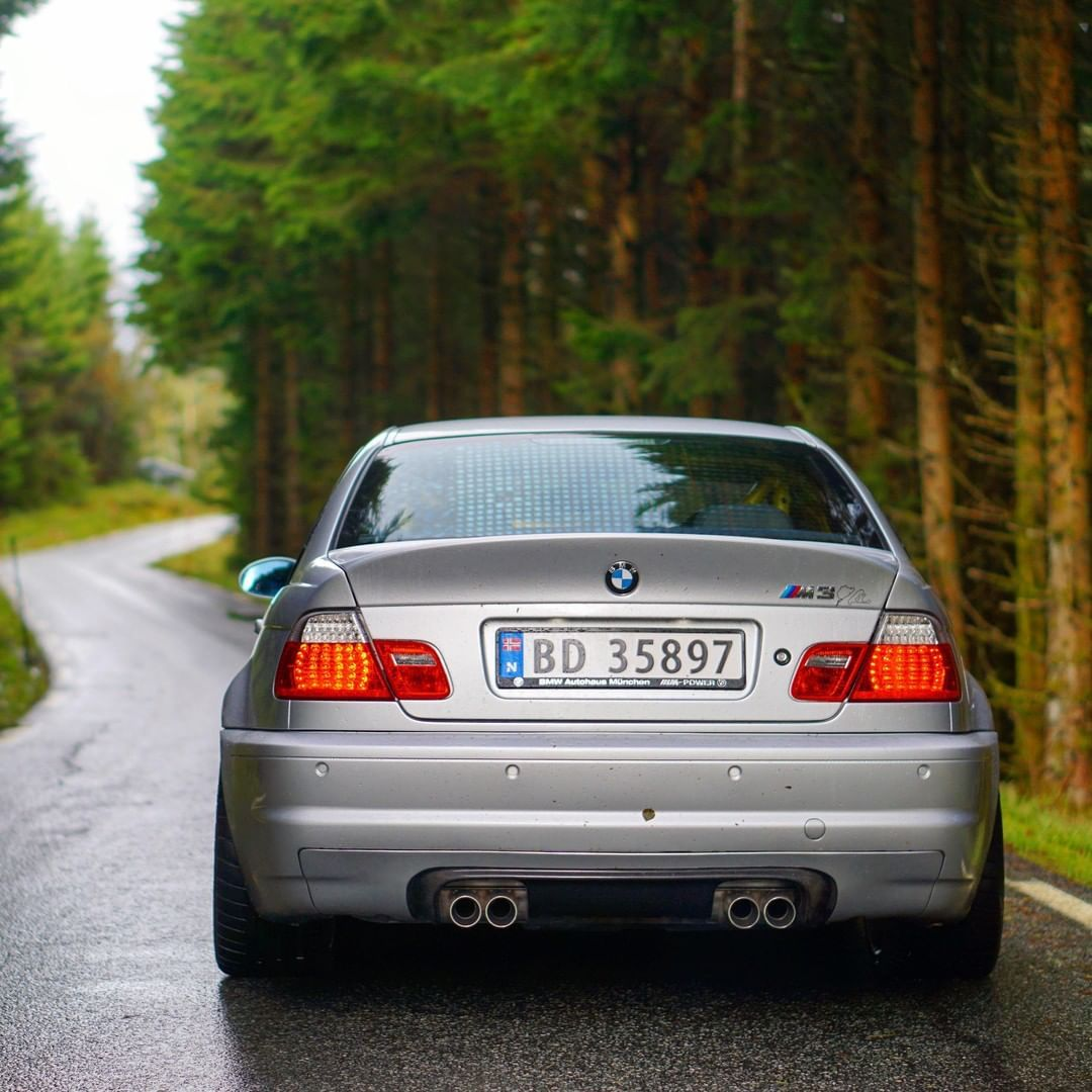 The Bmw M3 E46 With Its 343 Hp Is The Perfect Tool For