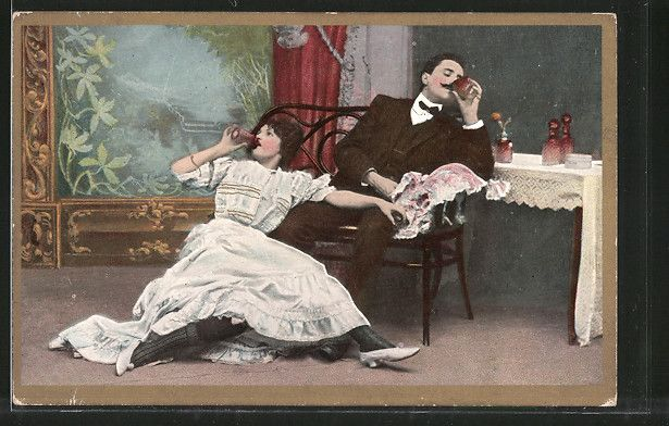 Erotismo (Fotos)   Erotismo   Página 4   postales antiguas