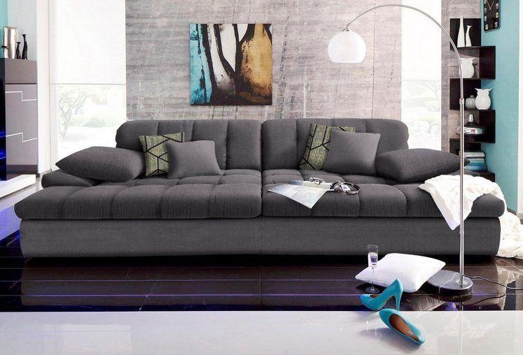 Nova Via Big-Sofa, Inklusive Plaids online kaufen   OTTO ...