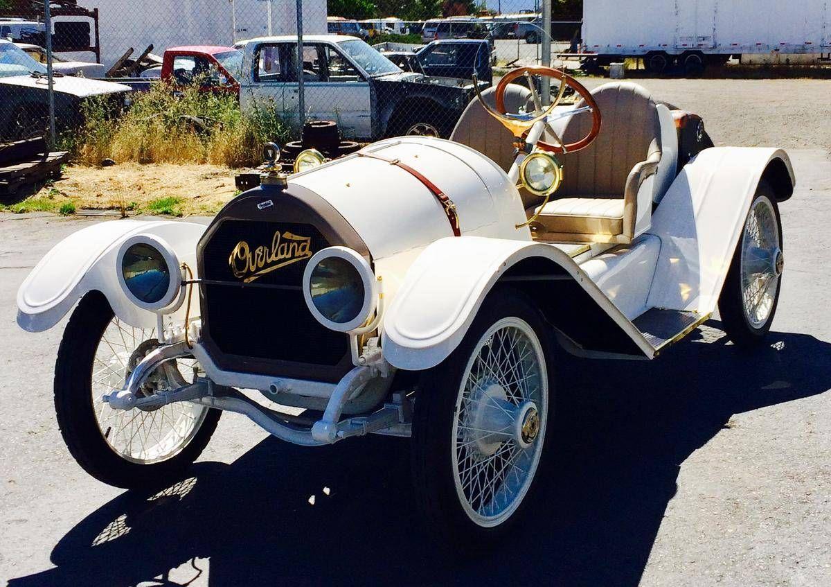 1915 Overland | 1900 - 1919 Cars | Pinterest | Cars
