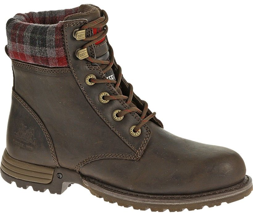 dd986b72508ab Womens Kenzie Steel Toe Work Boot - Women's - Steel Toe Work Boots - P90392  | CatFootwear