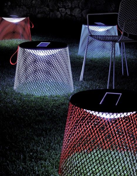 Outdoor Notre Selection De Luminaires Luminaire Decoration Table Basse Lumineuse