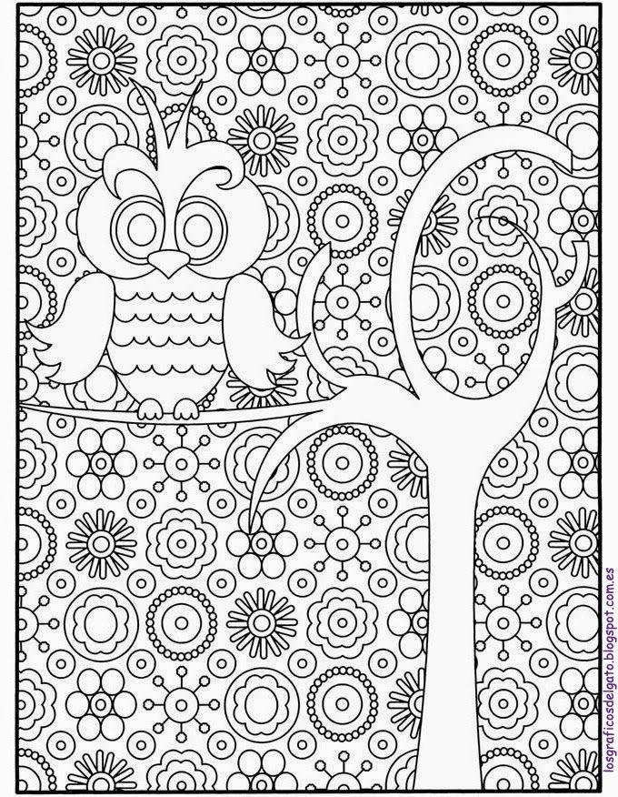 Preciosos y originales dibujos para colorear para los más peques de ...