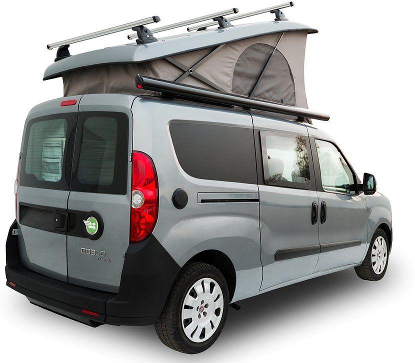 multi camper 3c concept fiat doblo maxi mini camper camper pinterest mini camper. Black Bedroom Furniture Sets. Home Design Ideas