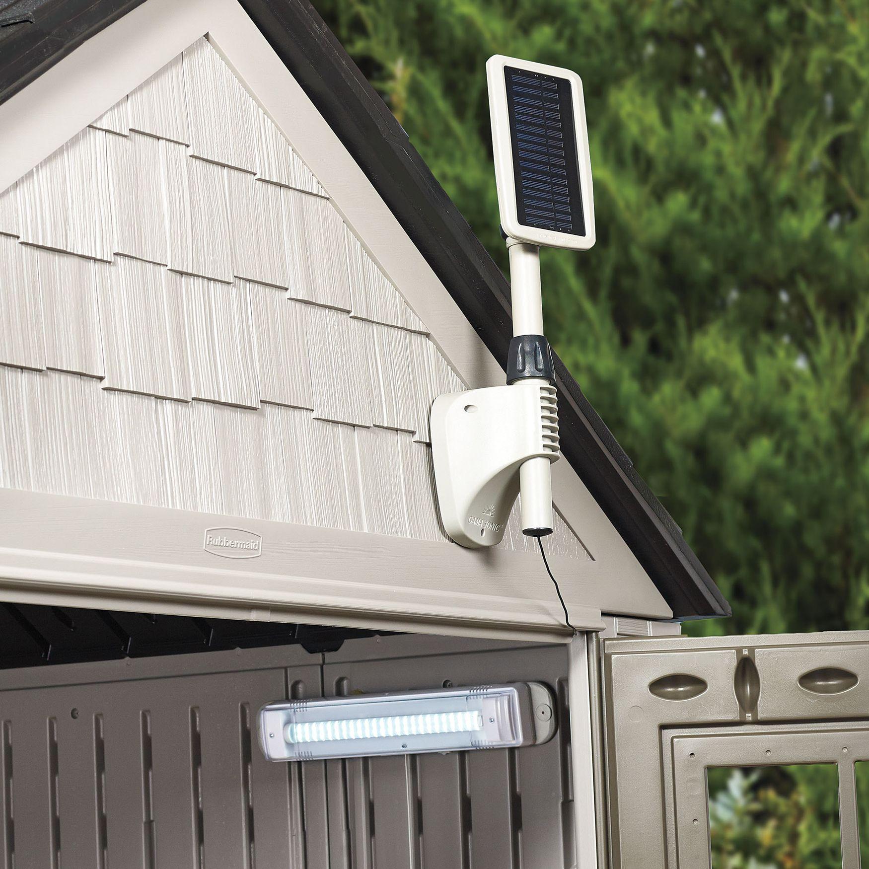 Best 25+ Solar Shed Light Ideas On Pinterest