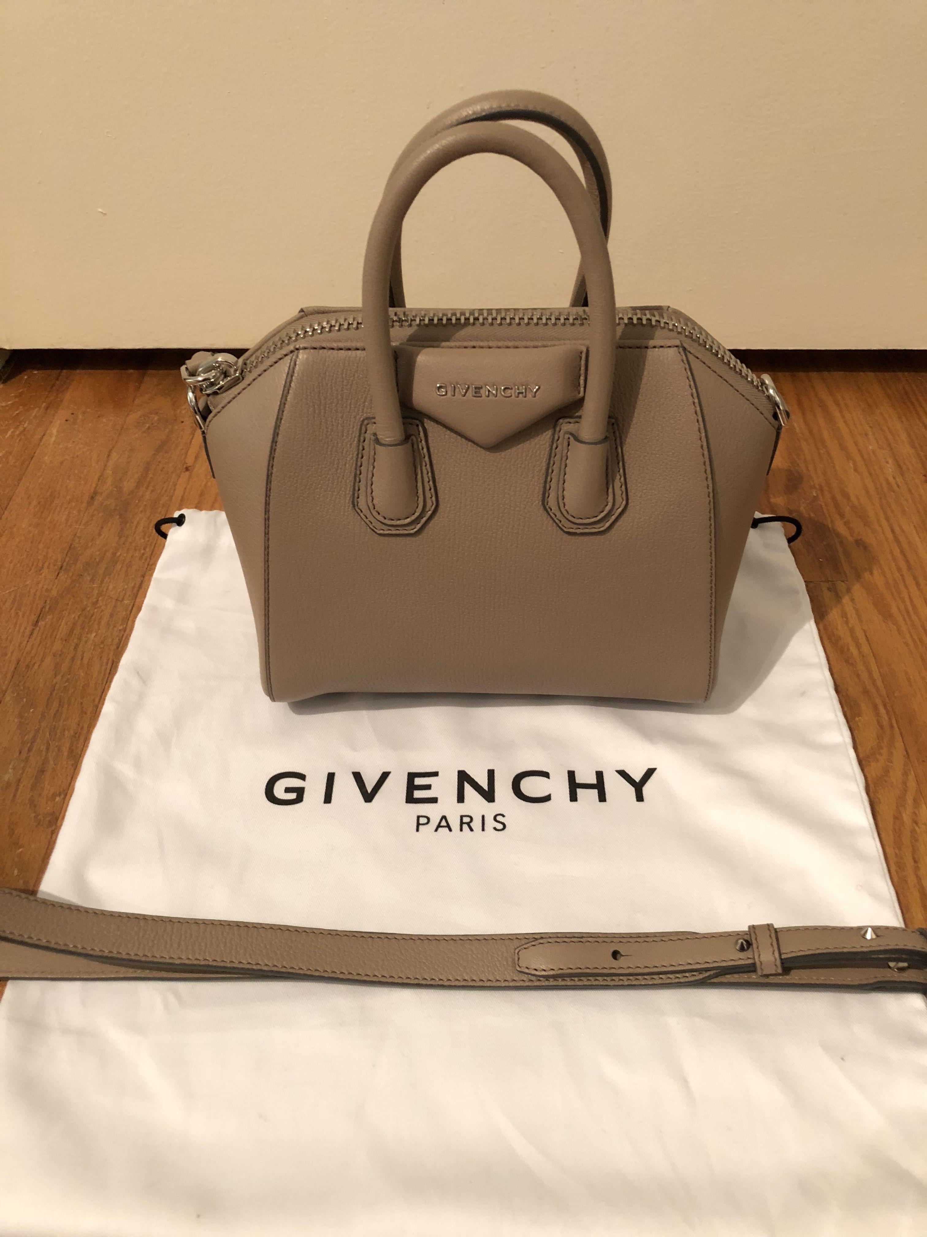 Givenchy Mini Antigona in Tan  givenchy  antigona  handbag  luxury  designer 920db33f5c939
