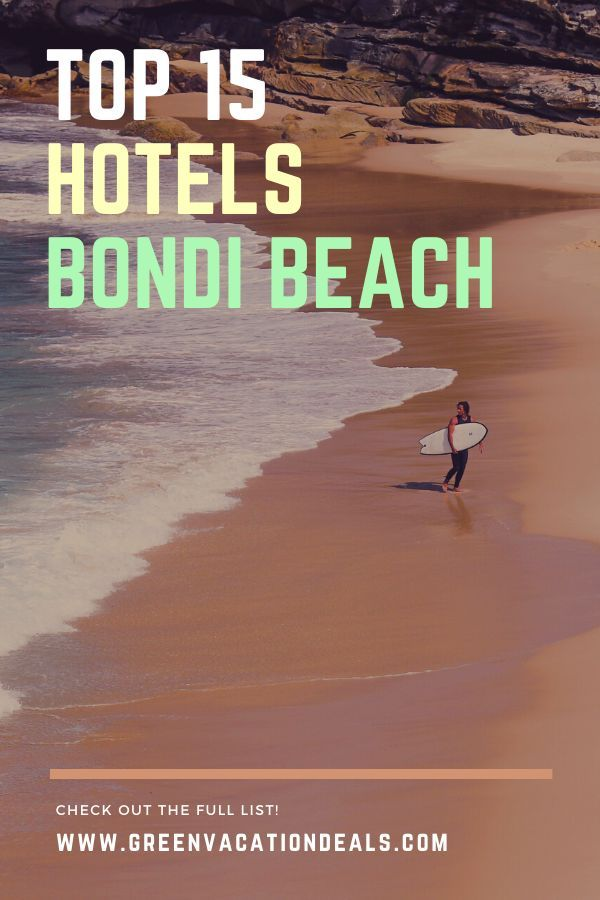 Travel Discounts, Vacation Deals, Tips Bondi Beach in New South Wales near Sydney is considered to