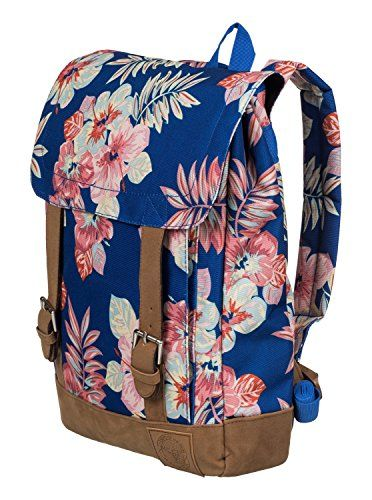 Roxy Womens Day Trek Backpack Ibiza Night >>> Continue to the product at the image link.(This is an Amazon affiliate link)