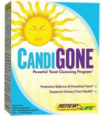 Candismart Yeast Cleansing Formula 1 Kit By Renew Life At The Vitamin Shoppe Detoxification Program Renew Life Holistic Nutrition