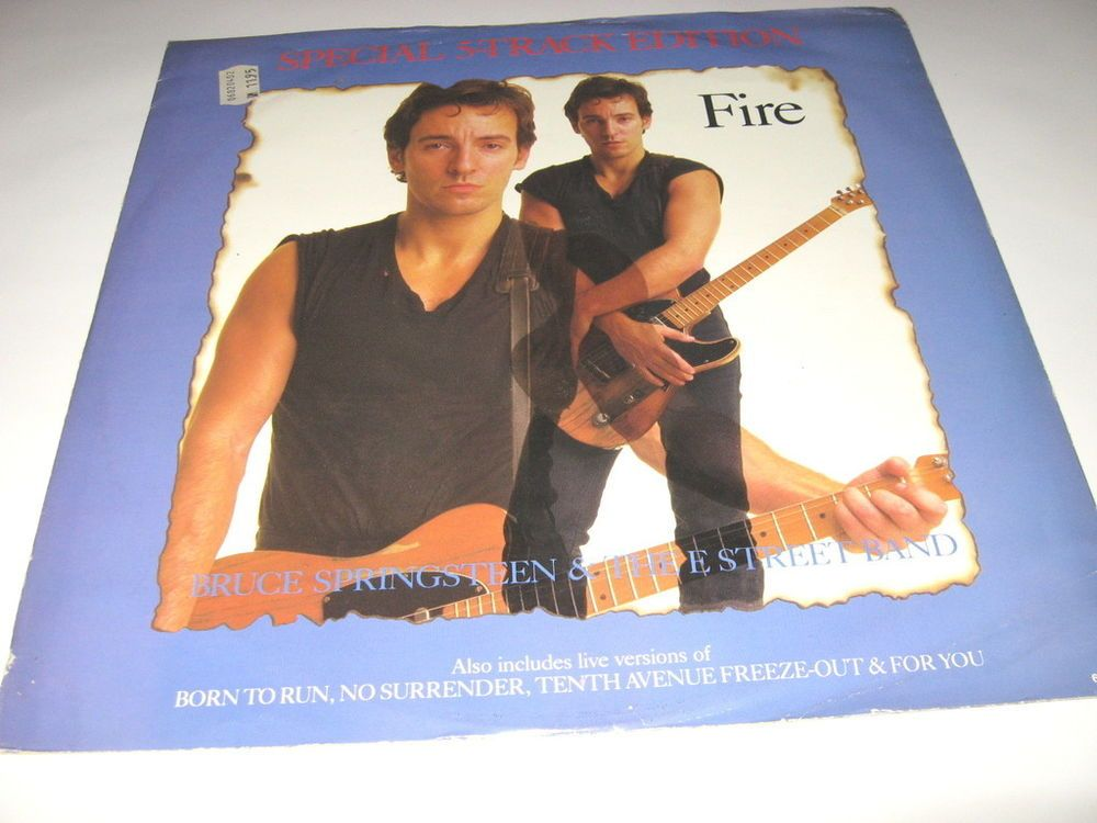 Bruce Springsteen & The E-Street Band - Fire