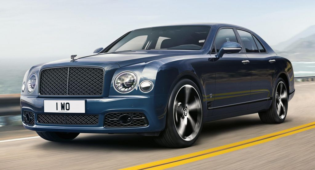 Bentley Mulsanne 6.75 Edition By Mulliner Bids Farewell To The Series And Iconic V8