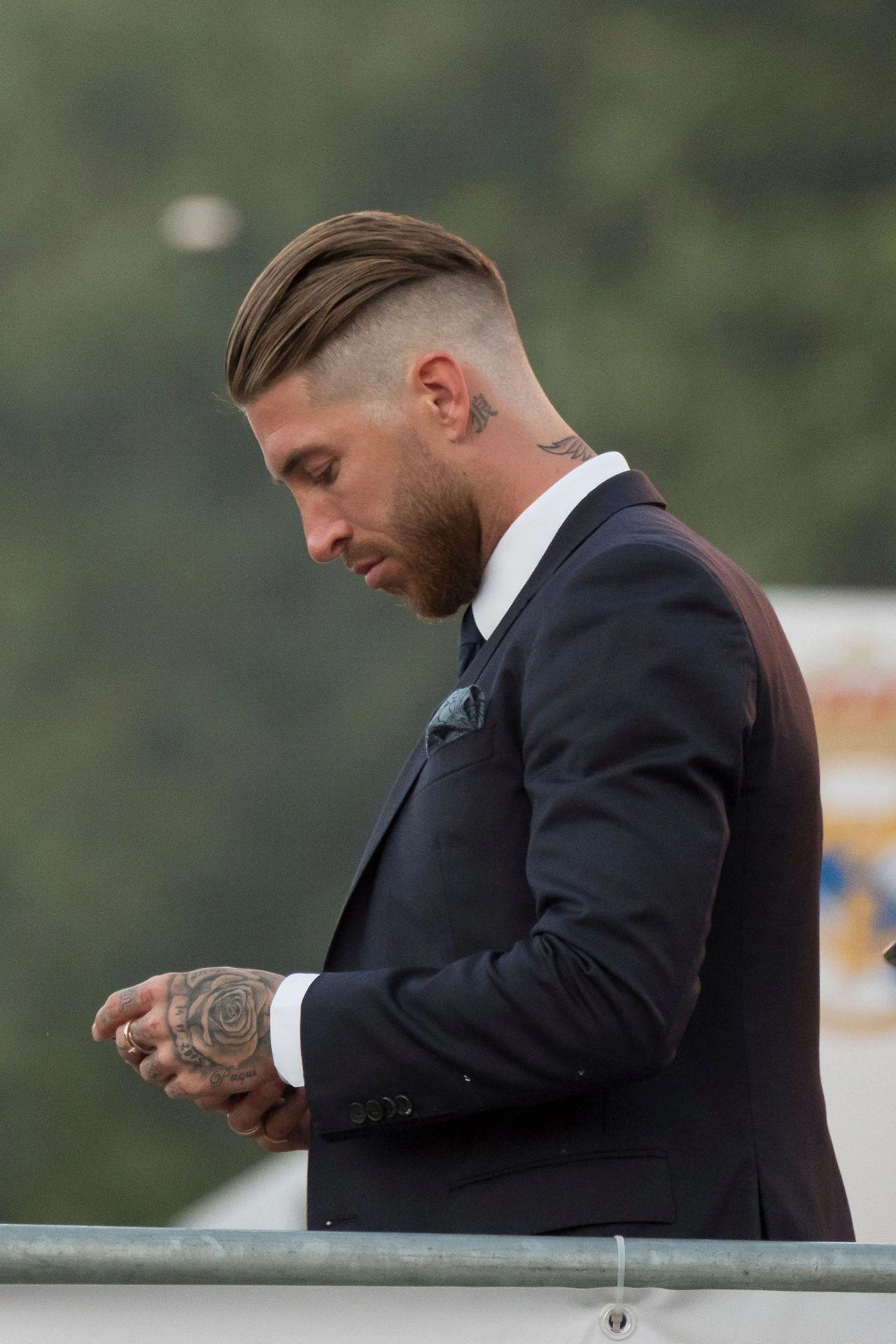 Corte Elegante Hombre