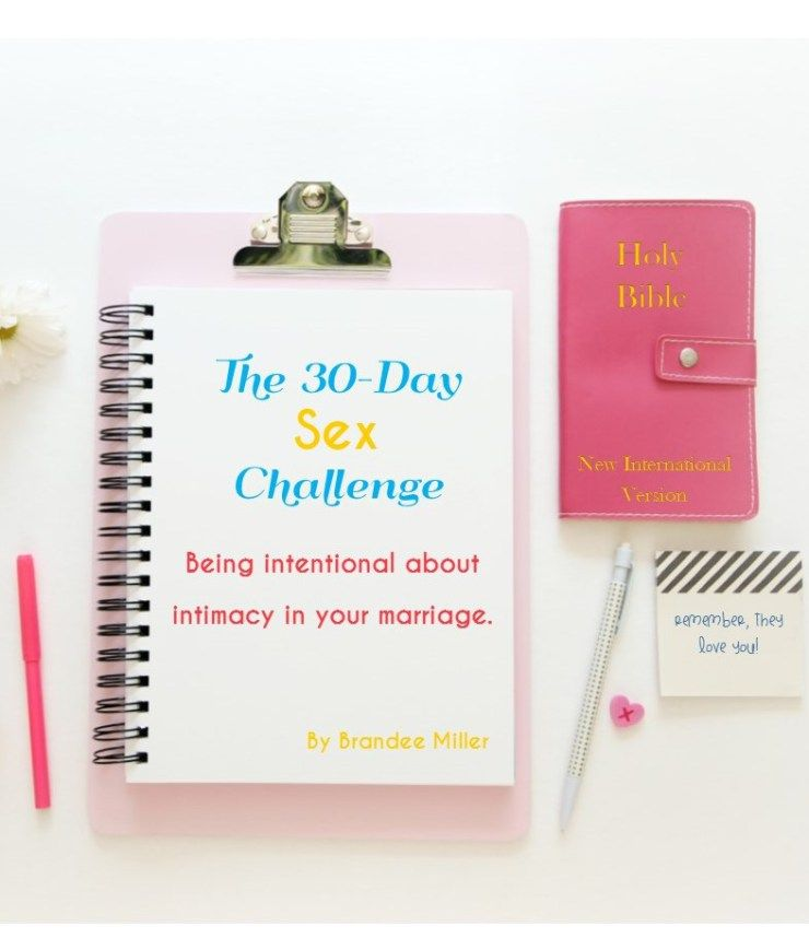 30 Day Sex Challenge Recap What Did I Learn A Lot Actually