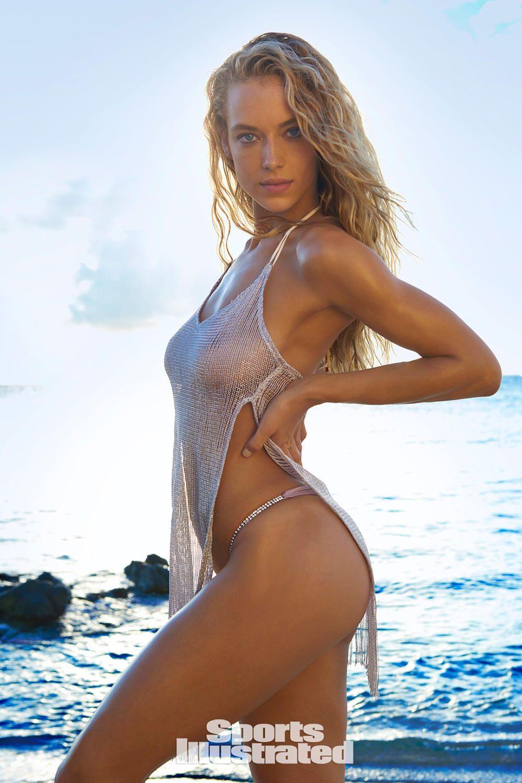 hot tan girl nudeself shot