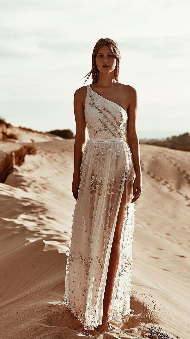 Dana Harel 2019 Wedding Dresses Morning Star Bridal Collection Beach Wedding Guest Dress Wedding Dresses Best Wedding Dresses [ 1350 x 757 Pixel ]