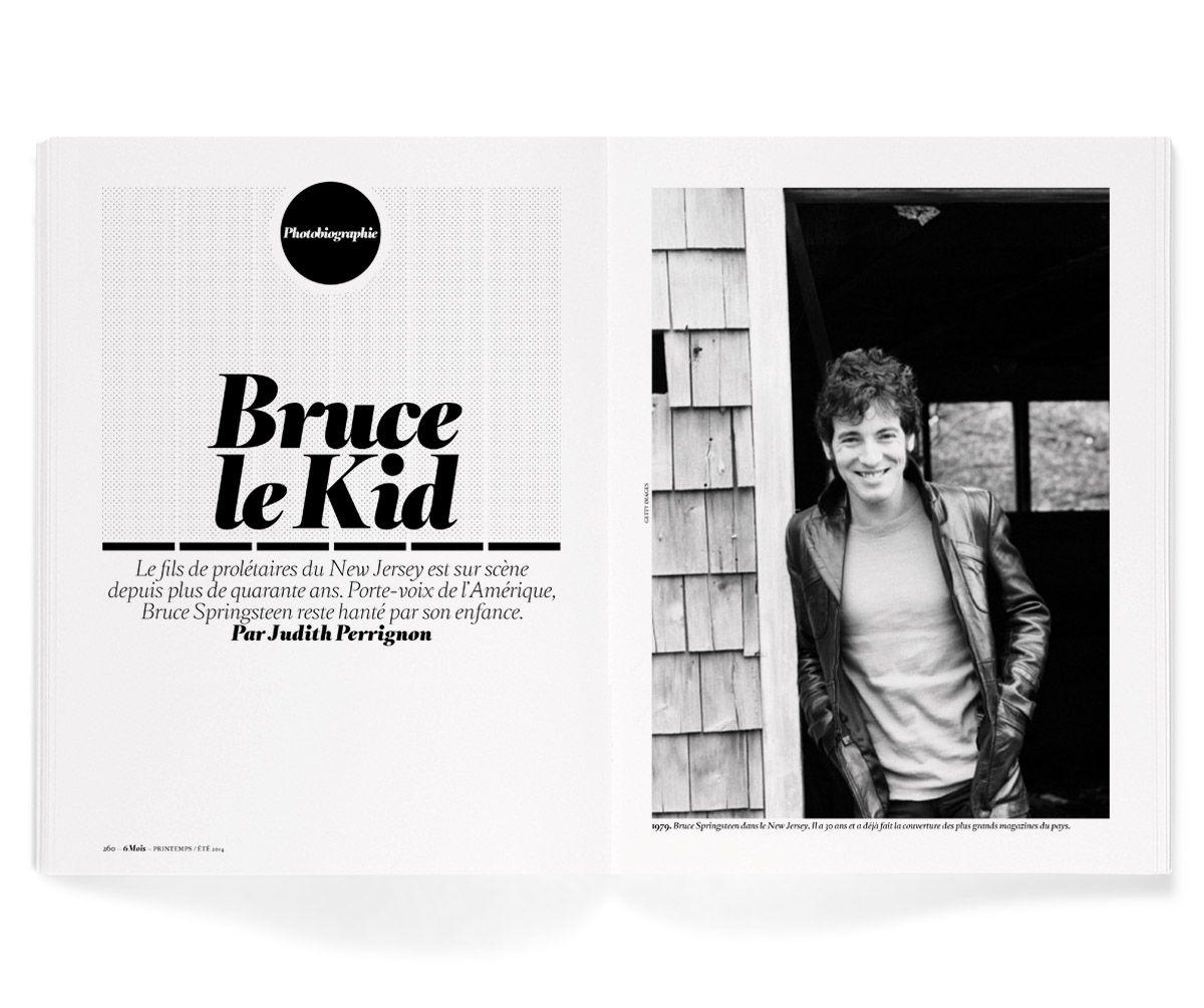 Épinglé par Madame Veille sur 6 mois Bruce springsteen
