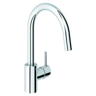 Grohe 32 665 000 Concetto Dual Spray Pull Out Kitchen Faucet Starlight Chrome Amaz Grohe Kitchen Faucet Contemporary Kitchen Faucets Pull Out Kitchen Faucet
