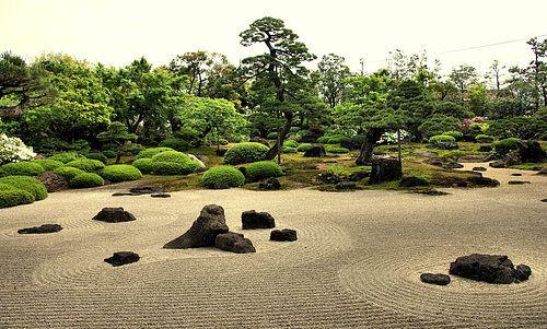Grind In Tuin : Grind tuin zg karesansui zen rock garden garden