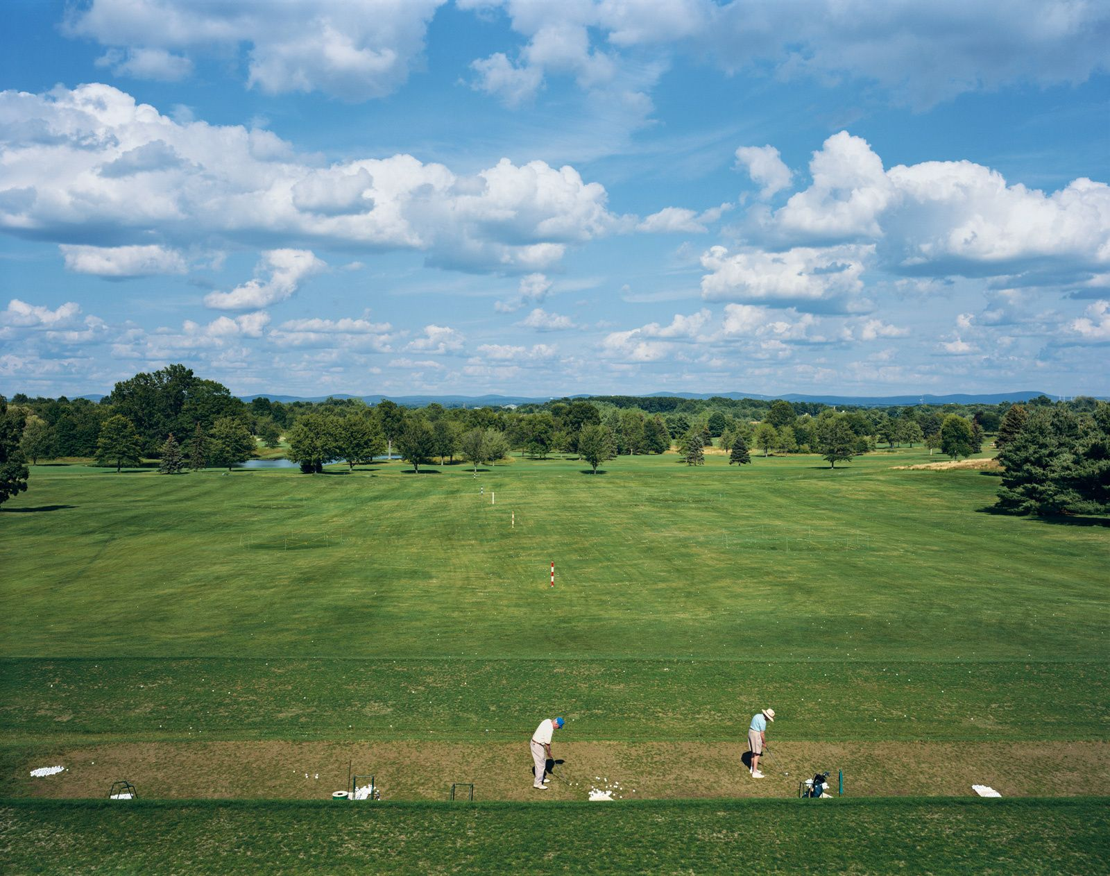 Paysage 2000 en ce qui concerne dad and mom, crestview country club ii 2000 | mitch epstein