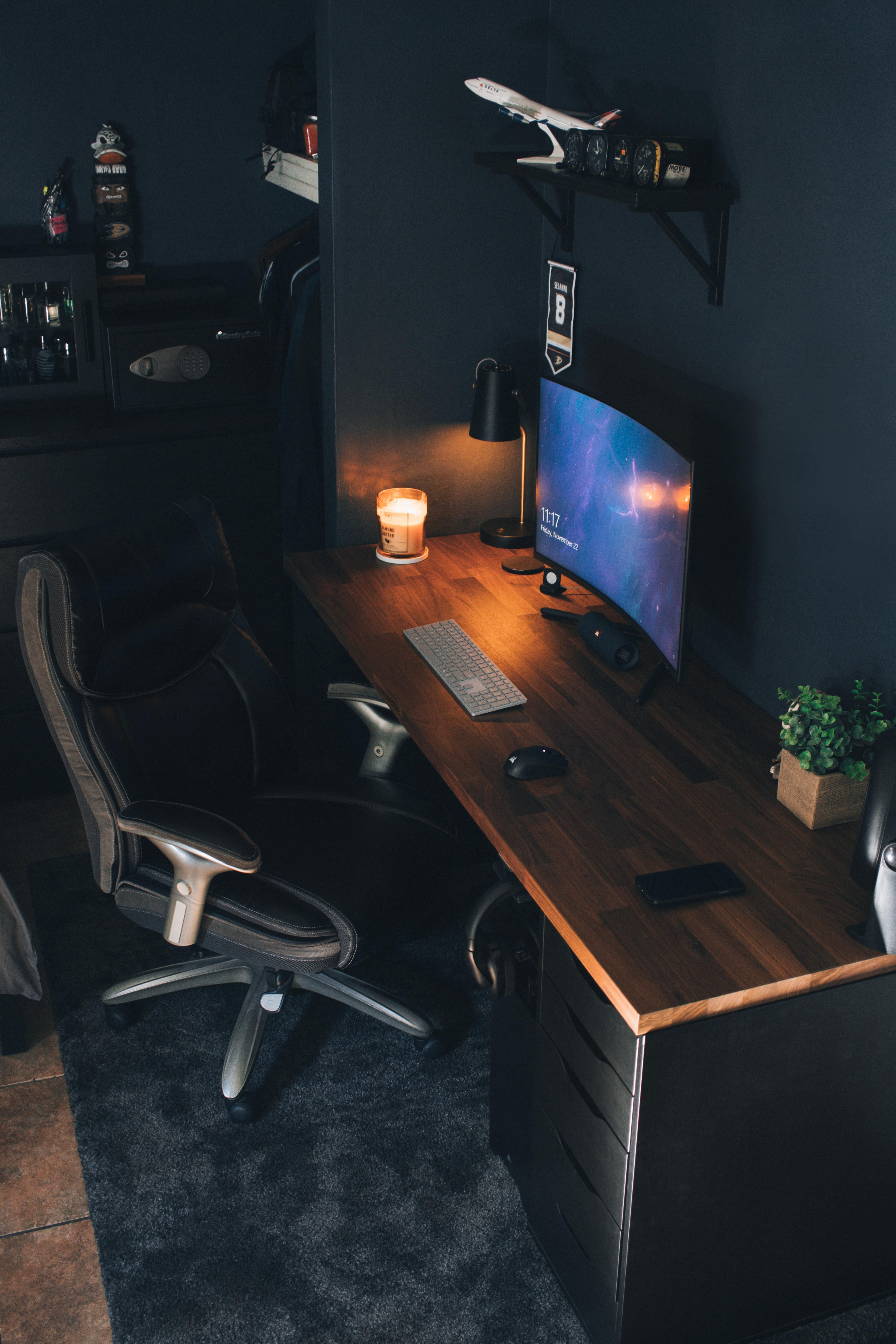 Disenodedormitorio In 2020 Home Office Setup Home Office Design Office Design