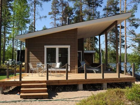 Casa de campo arquitetura pinterest casa de campo - Casas moviles madera ...