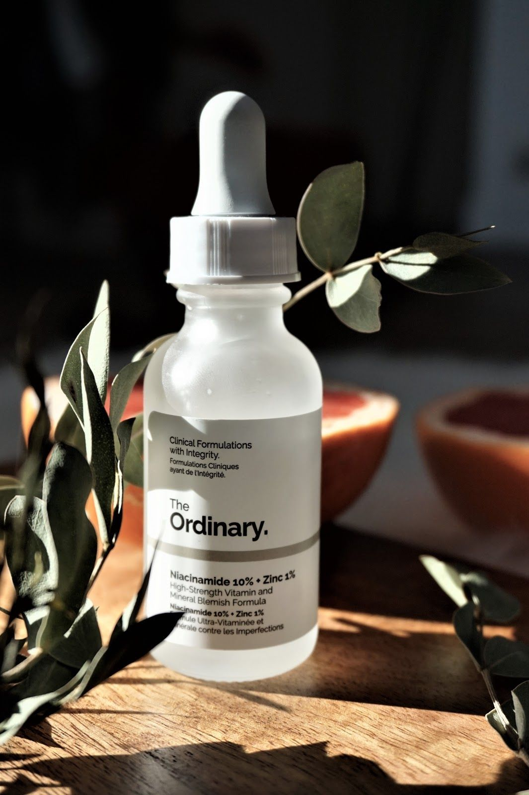 Niacinamide 10 + Zinc 1 The Ordinary theordinary in 2020