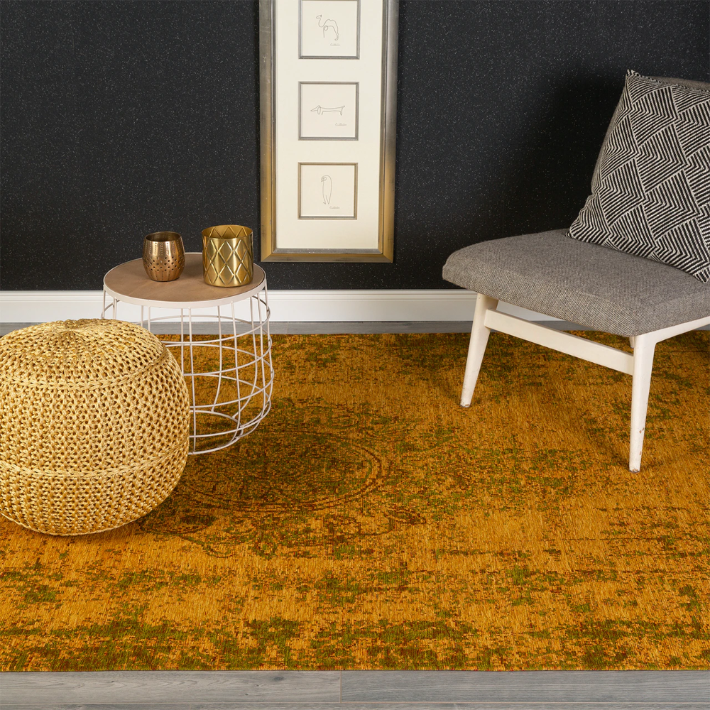 My Milano 572 Rug in Ginger by Obsession - Fy