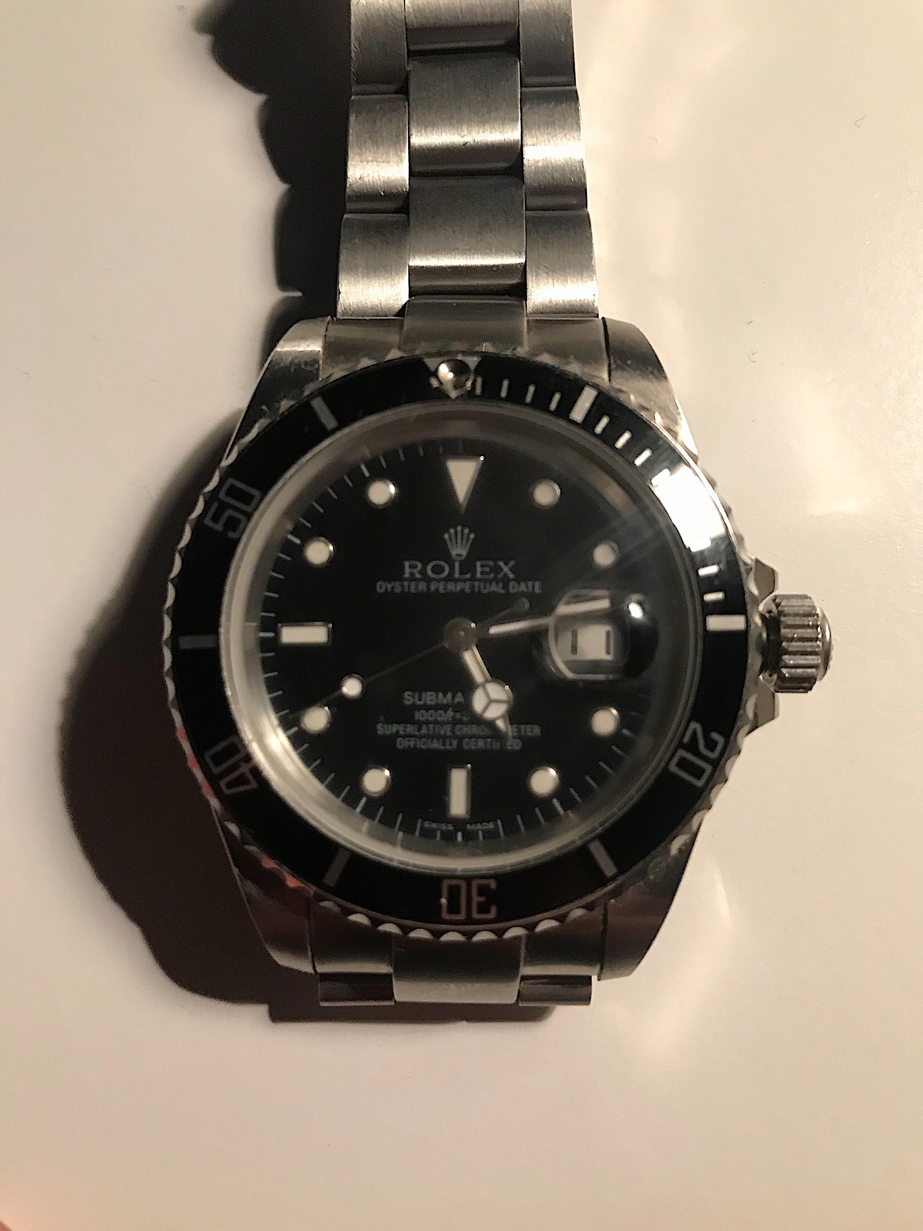 rolex submariner maybe watch enthusiasts of reddit how can you