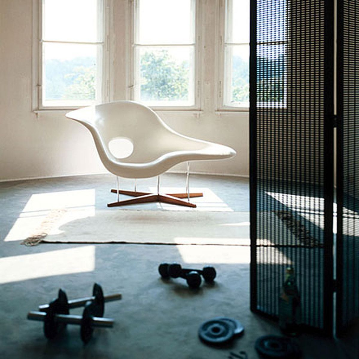 La Chaise Chaise Chair Furniture Design Modern Vitra Design