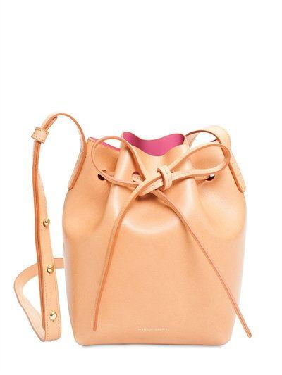 b471100fd1b0a MANSUR GAVRIEL Mini Mini Vegetable Tanned Shoulder Bag