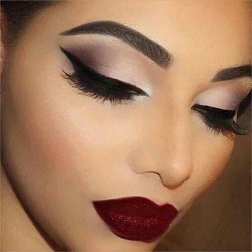 maquillage soirée ?? | women's fashion | makeup, prom makeup et